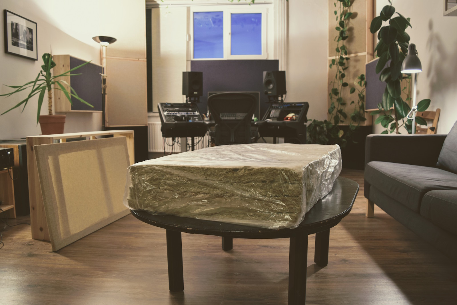 The Best (And Only) Insulation Material You Need For DIY Acoustic Absorbers