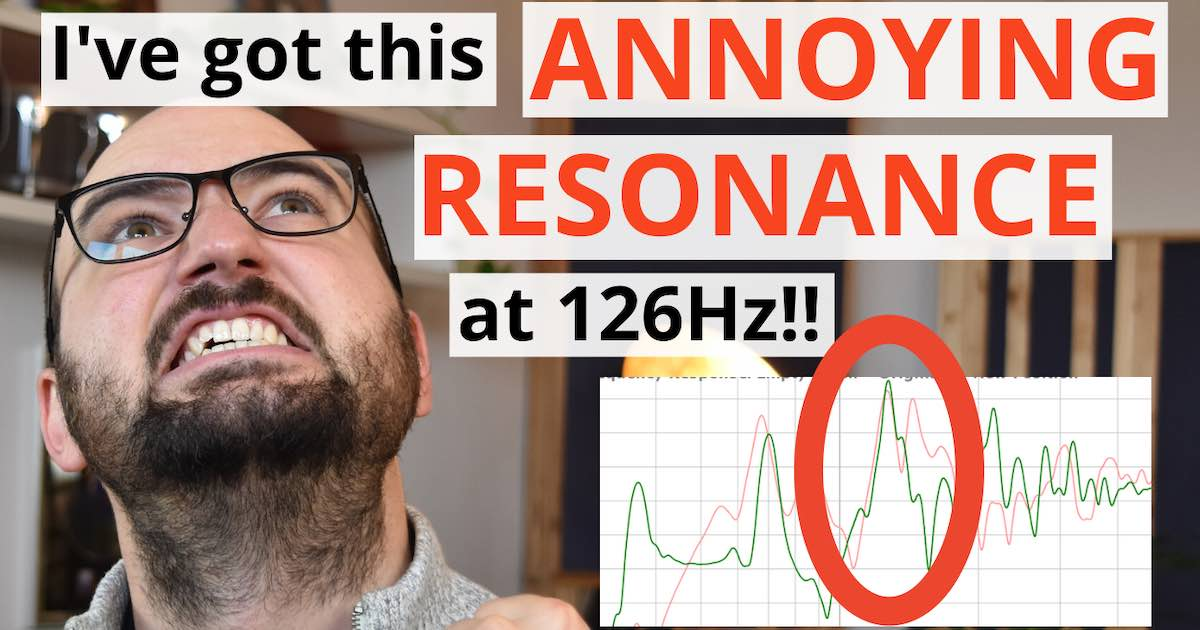 acoustics insider blog post cover image ive got this annoying resonance at 126Hz